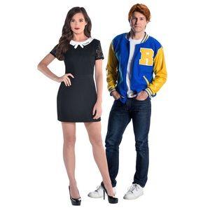 Riverdale Veronica & Archie Couples Costume